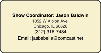 Show Coordinator: